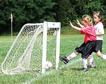 B soccer